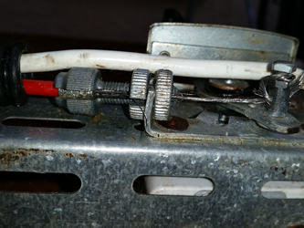déterioration du cable
